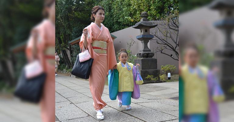 お子様と一緒に和装デビューで七五三の行事に参加してみようのアイキャッチ画像